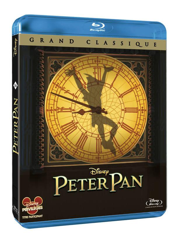Les jaquettes DVD et Blu-ray des futurs Disney - Page 5 3dbdpeterpan2012nondefi