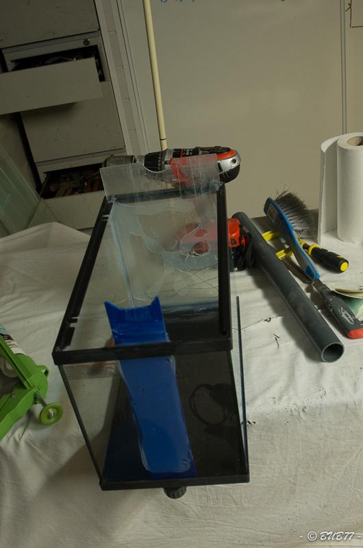 DIY - Fabrication d'un ATS Algae Turf Scrubber Wuez