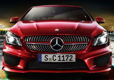 Mercedes-Benz comemora novo recorde de vendas em setembro 6lj2