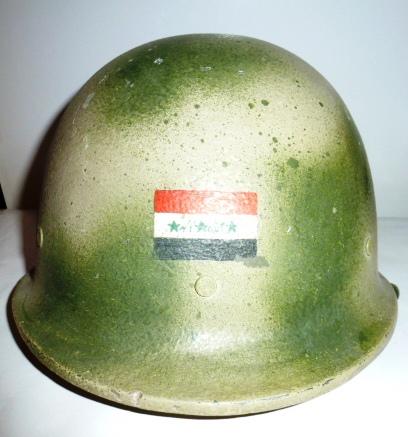 Mes casques Irakiens Irak7