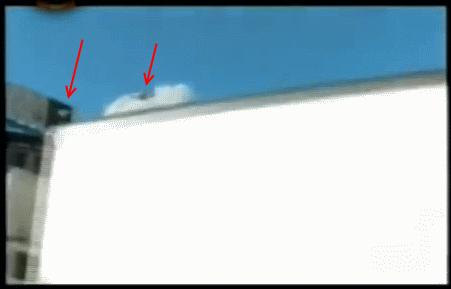 Les deux ovni du 9/11(personne sensible s'bstenir) 55on