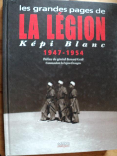 LES GRANDES PAGES DE LA LEGION - KEPI BLANC  1947-1954 65553692