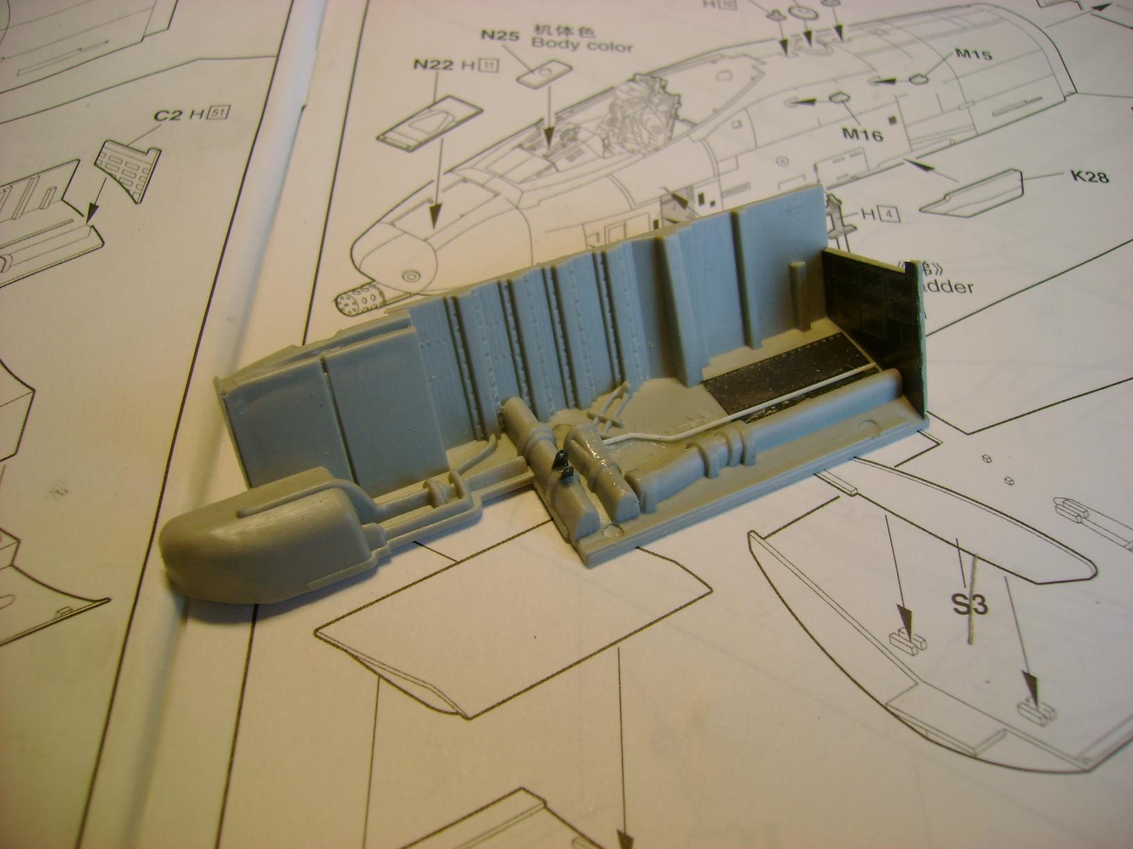 A-10 Thunderbolt II...1/32 Trumpeter + PE Edouard....( T-Bird) Up 02/12.... 20516448
