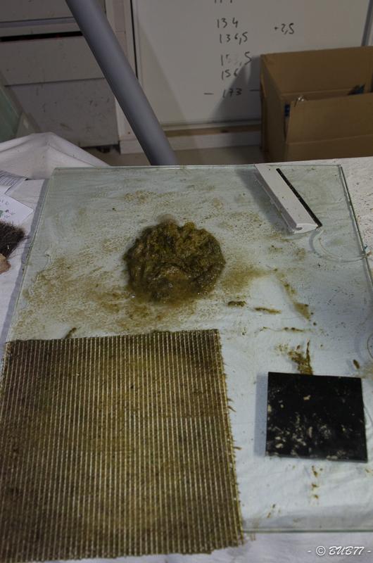 DIY - Fabrication d'un ATS Algae Turf Scrubber R40b