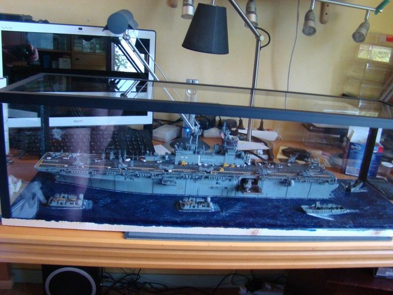 USS WASP LHD-1 au 1/350ème par nova73 - Page 8 Dsc09148z