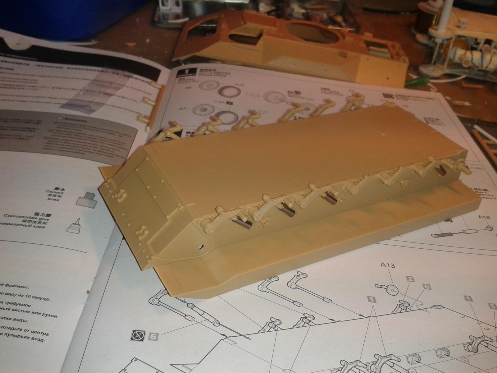 Bradleys M2A3 w/Busk III Meng 1/35 by T-Bird....Terminer !!!!! Z801f