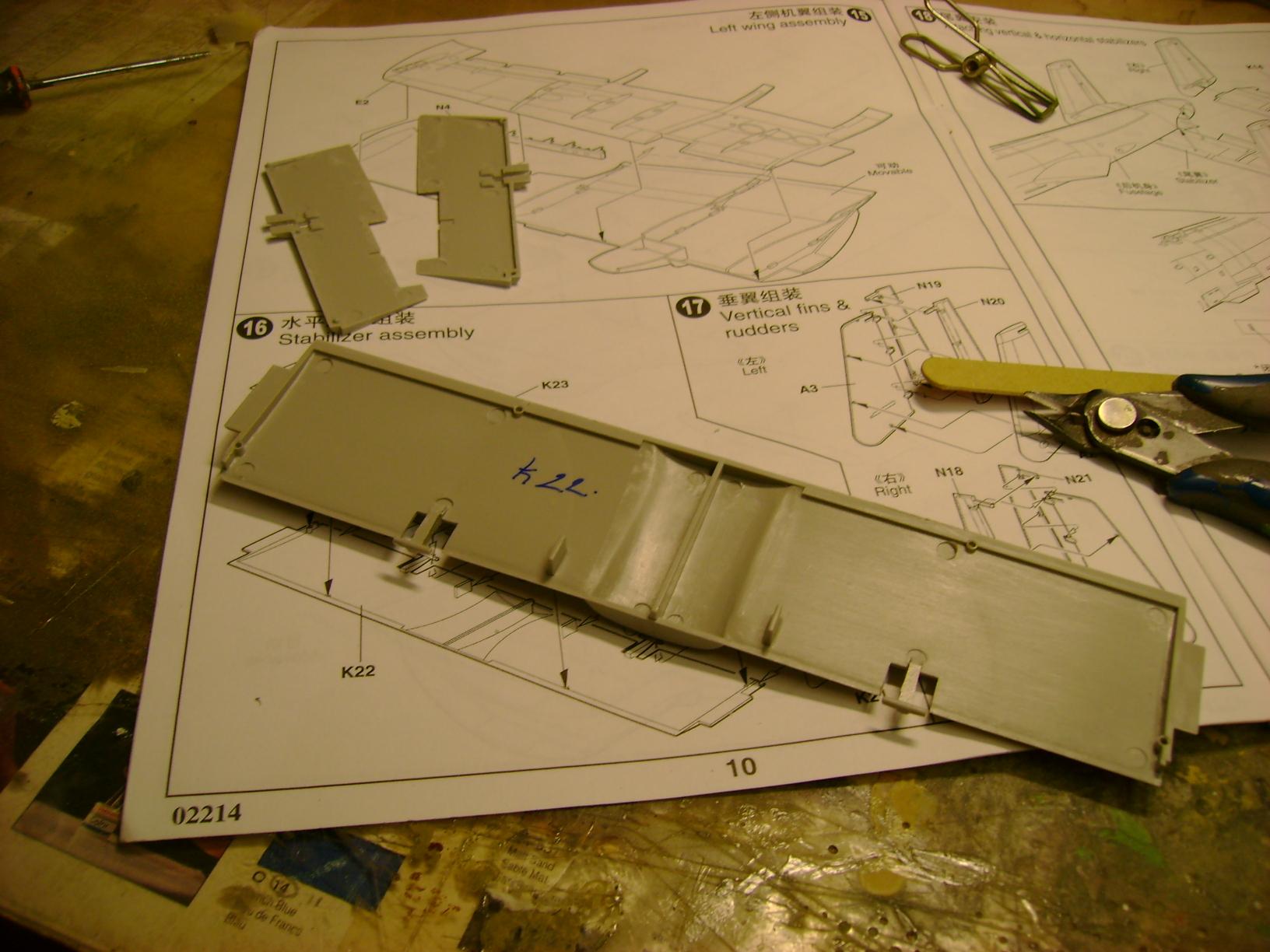 A-10 Thunderbolt II...1/32 Trumpeter + PE Edouard....( T-Bird) Up 02/12.... 57638743