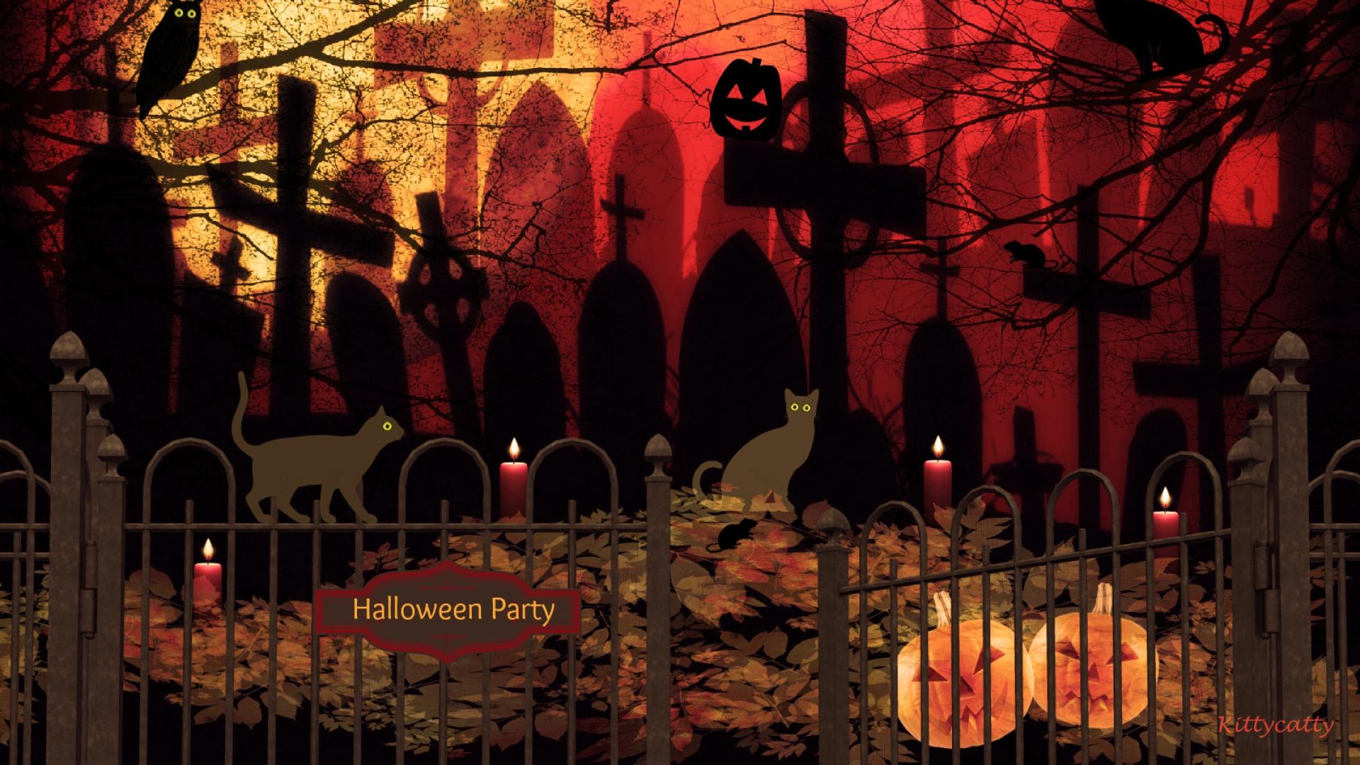 Hình nền Halloween 01013m
