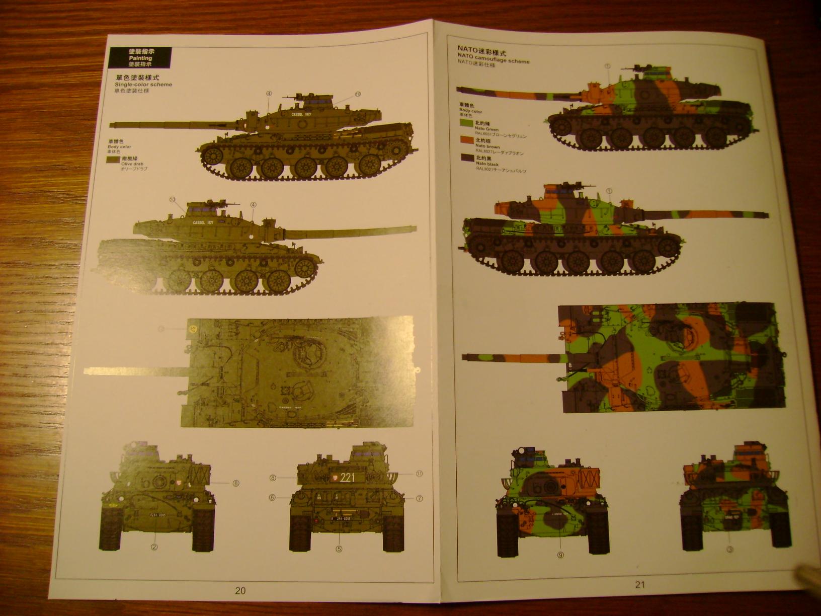 Review Kit AMX-30 B par Meng au 1/35.... Dsc03325un