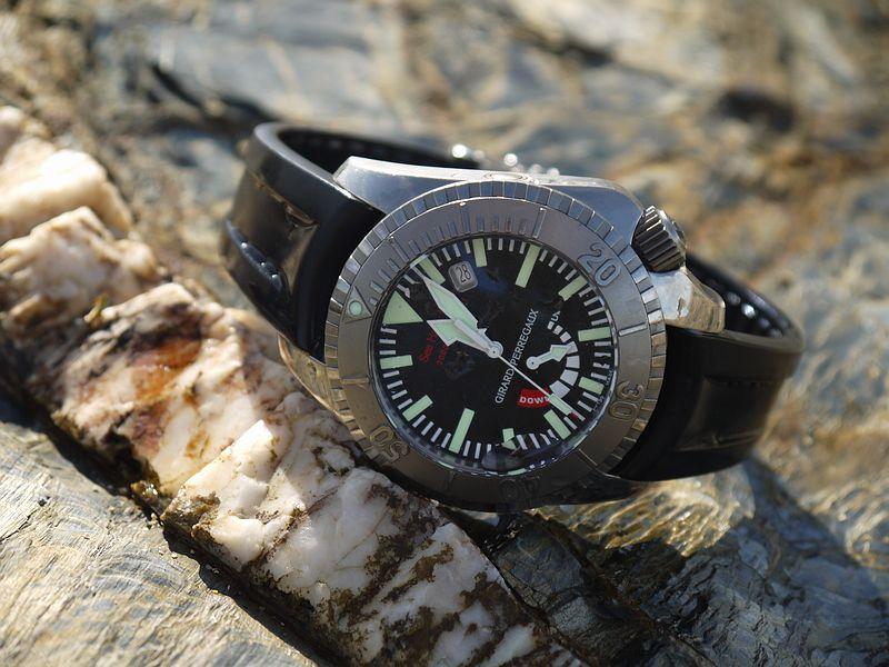 Essais de la Girard Perregaux Sea Hawk II Pro P1060826e
