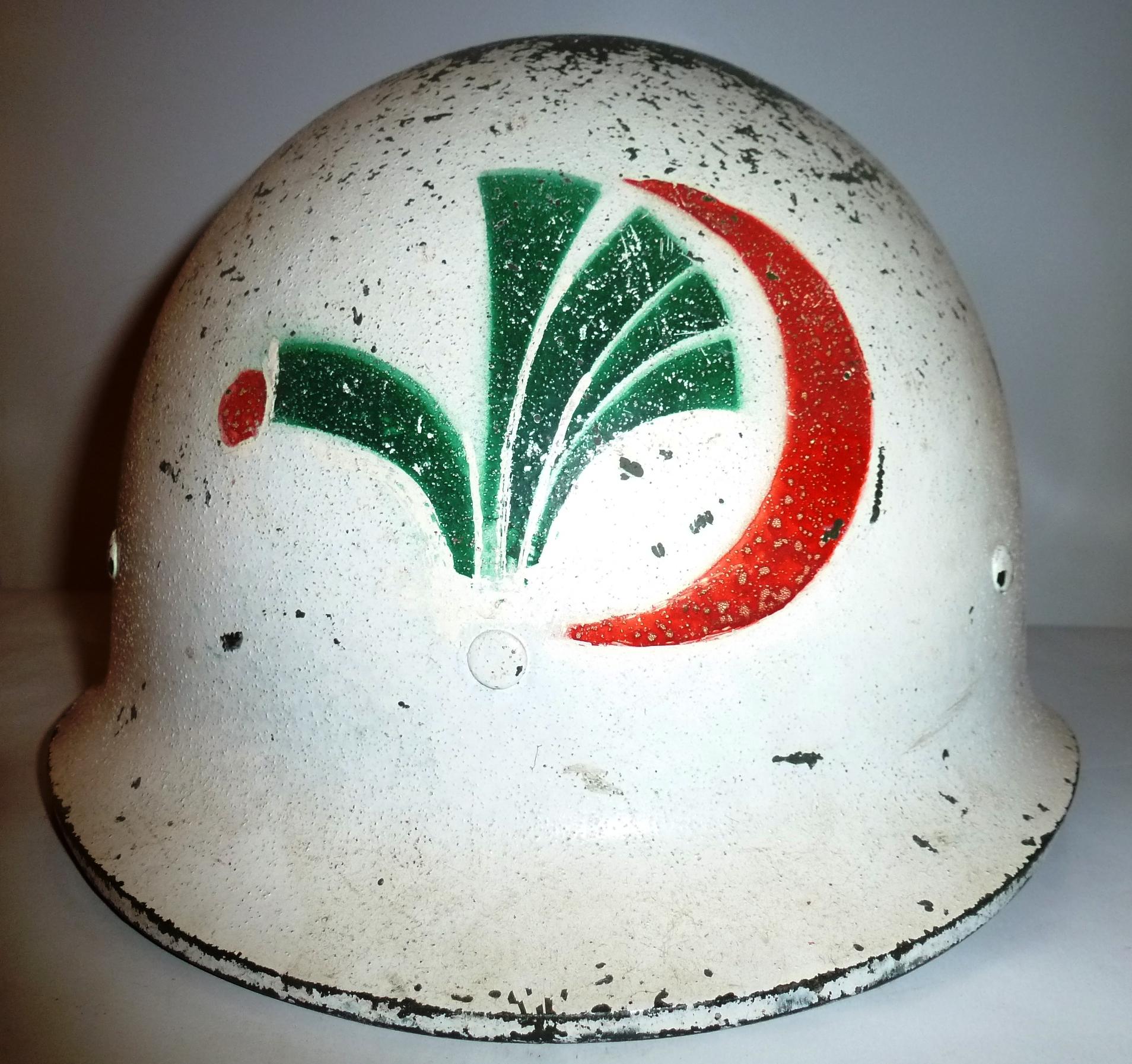 Mes casques Irakiens Irak1