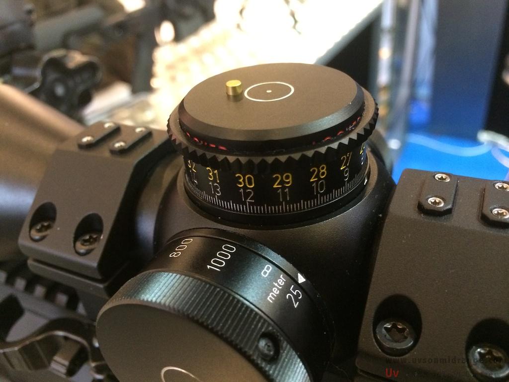 S&B PMII 5-20x50 Ultra Short 8bgn