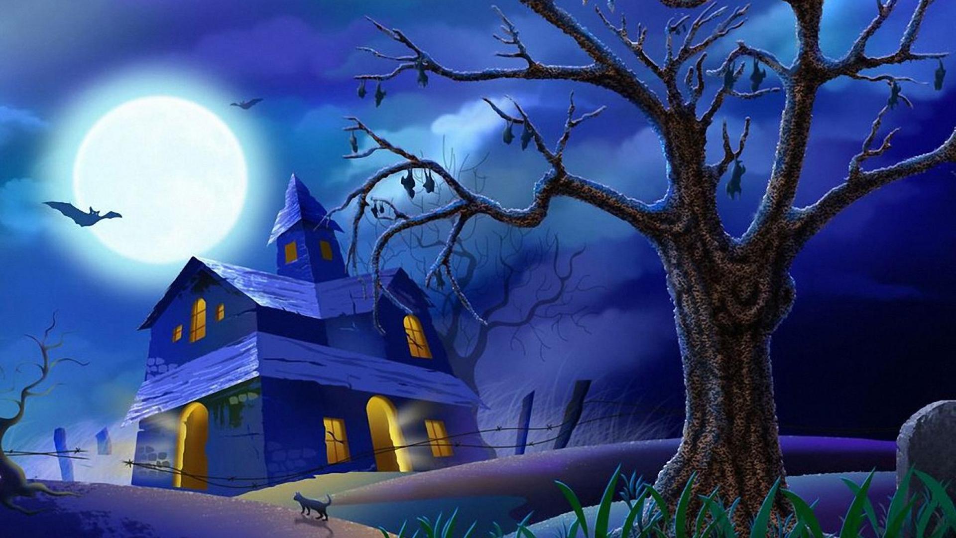 Hình nền Halloween 017118
