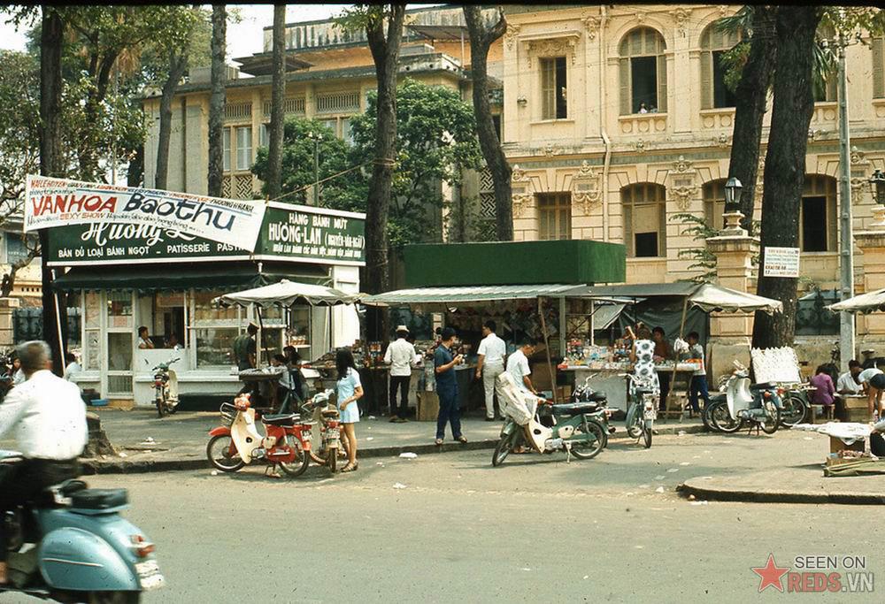 Sài Gòn 1970-1971 đẹp cổ kính 99832045