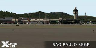 Tropicalsim - Guarulhos X-Plane 10 93986sbgrxxp1002