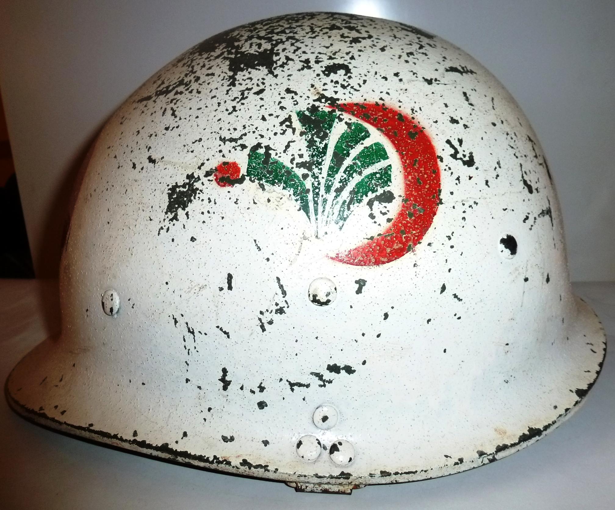 Mes casques Irakiens Irak2