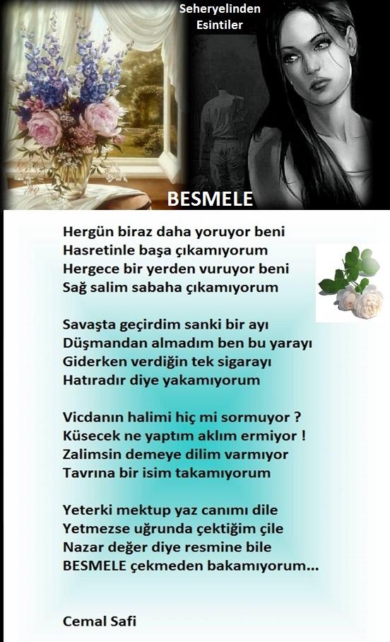 Besmele ♥ Cemal Safi Besmele
