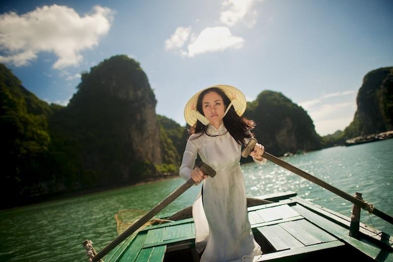 """Những hình ảnh tuyệt vời từ """"Tầm nhìn Đông Dương"""" Ckfz"""