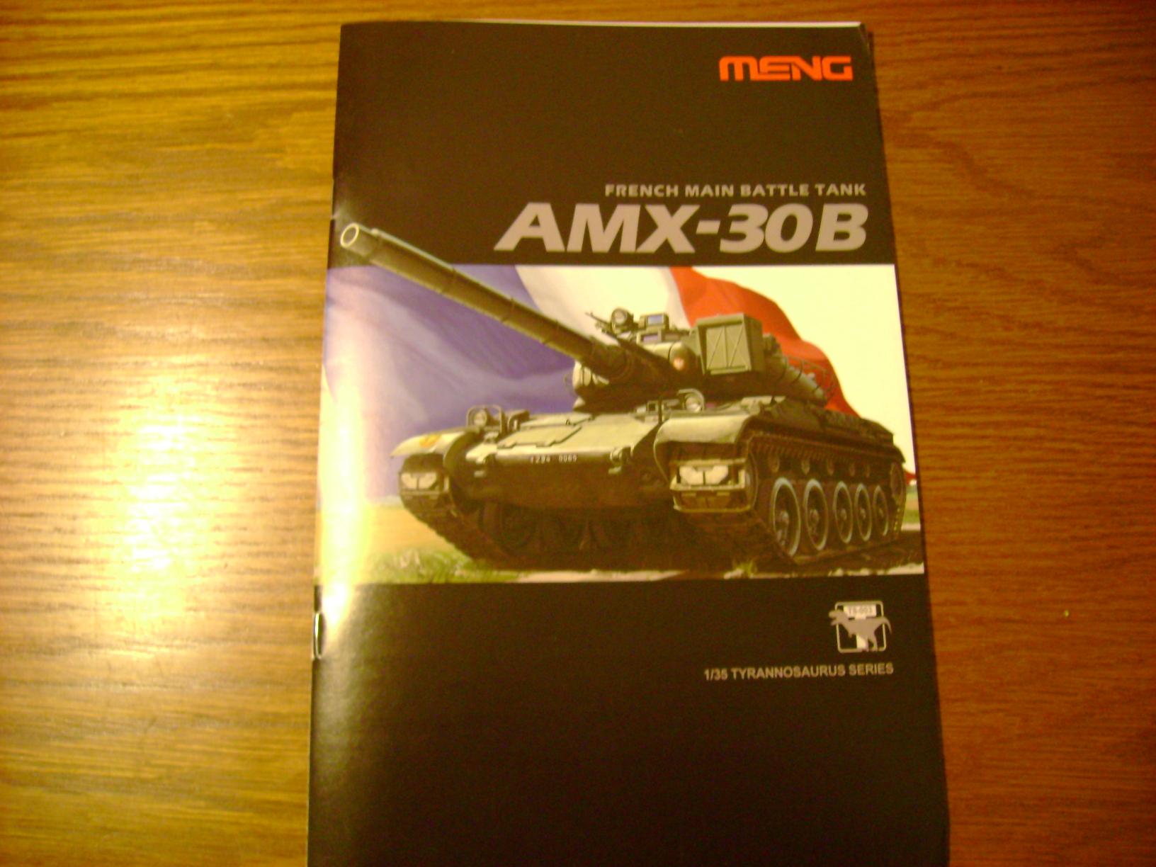 Review Kit AMX-30 B par Meng au 1/35.... Dsc03314hd