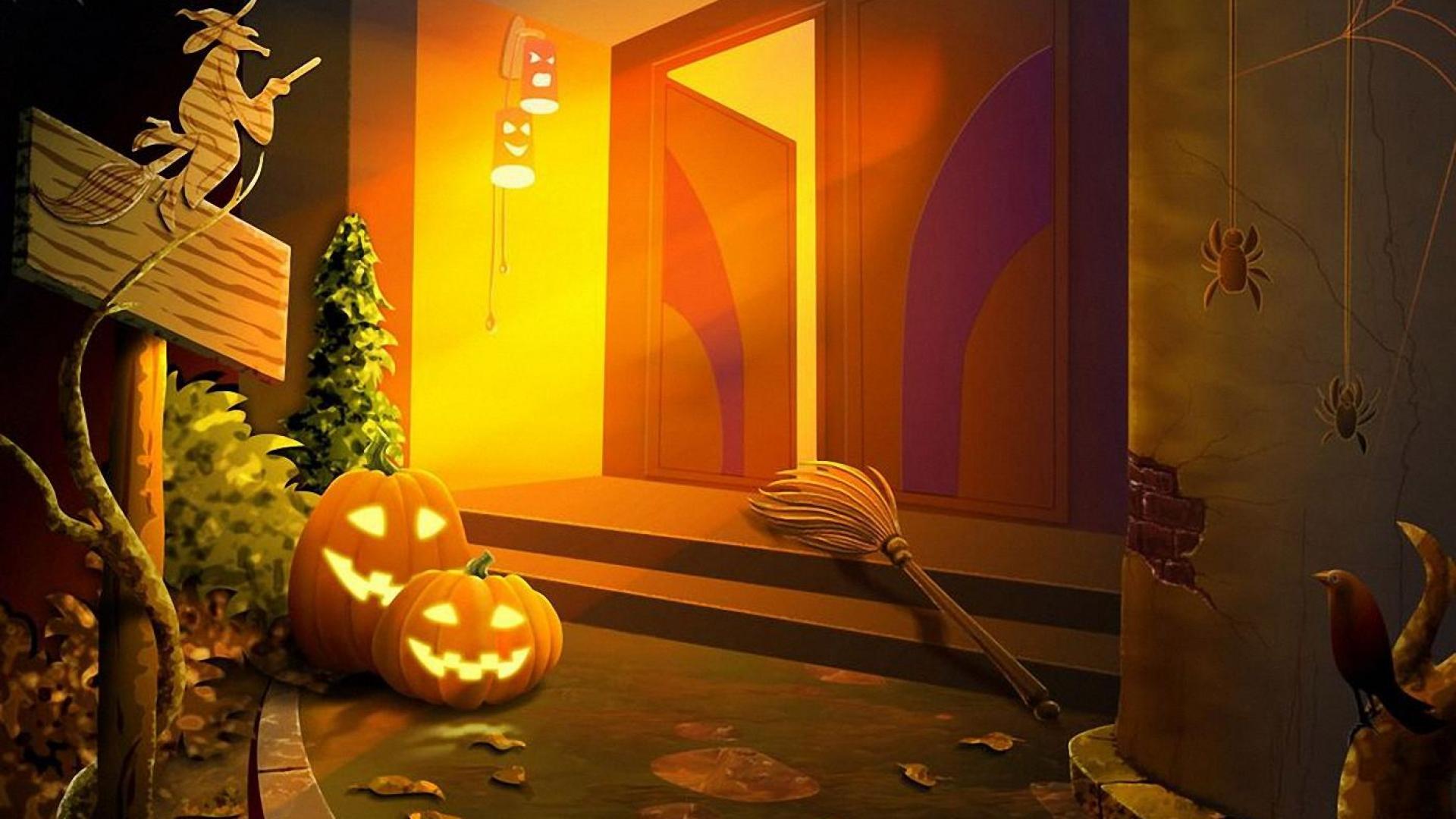 Hình nền Halloween 01657