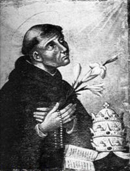 benicio - San Felipe Benicio / Virgen Dolorosa -MR(232)  (R. M. SXVIII-O141) Felipebenicio5