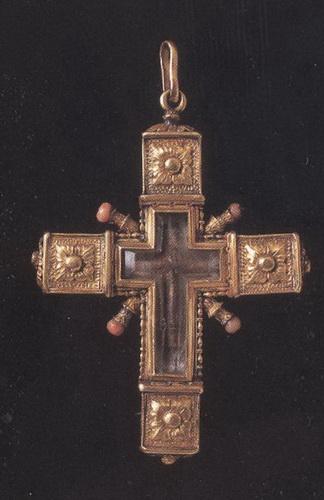 Cruces y rosarios de mis abuelos de novena generación (siglo XVII) Cruzconvidriera1