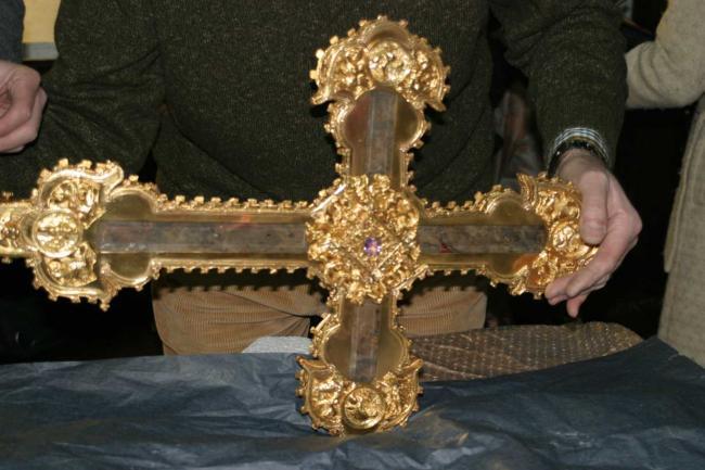 Cruces y rosarios de mis abuelos de novena generación (siglo XVII) 19111