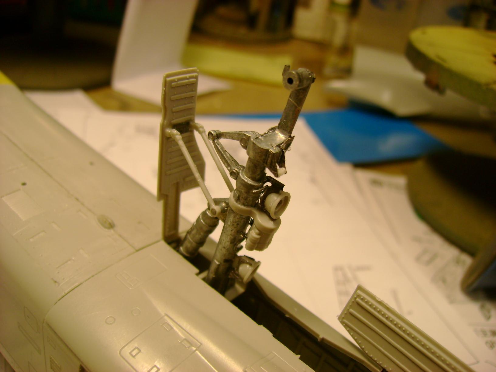 A-10 Thunderbolt II...1/32 Trumpeter + PE Edouard....( T-Bird) Up 02/12.... 57204249
