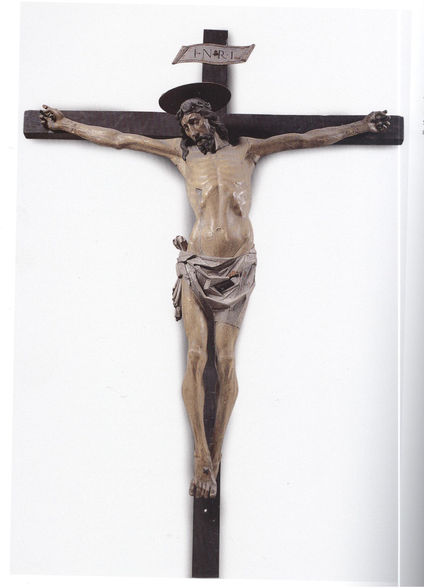 Cristo con el número 002brbf