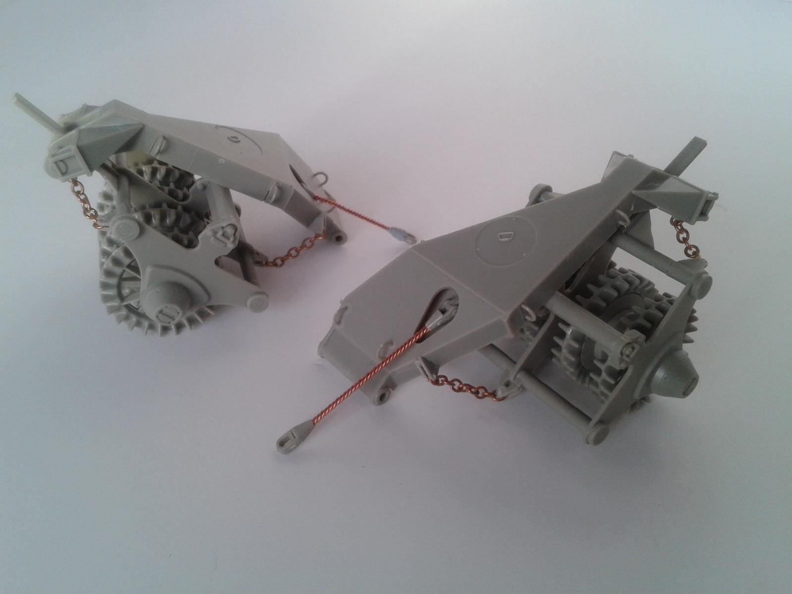 Merkava Mk.3 BAZ w/Nochri Dallet Mine Roller System Meng 1/35....Terminé !!!!! Uo0r