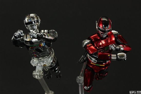 [Review] S.H. Figuarts Space Sheriff Sharivan AZzwCe