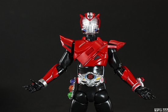 [Review] S.H. Figuarts Kamen Rider Drive type SPEED RNj5Gt