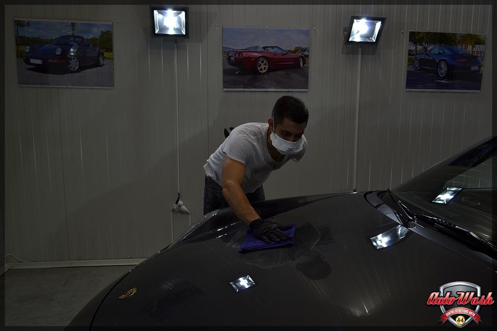 [AutoWash44] Mes rénovations extérieure / 991 Carrera S 4nse47