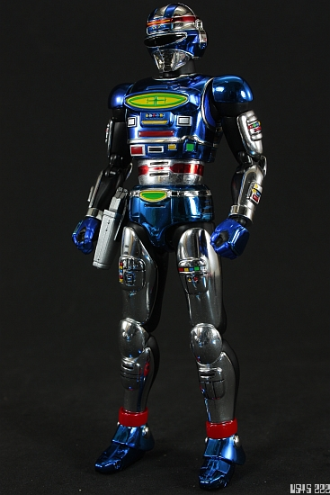 [Review] S.H. Figuarts Shaider KM81Ij