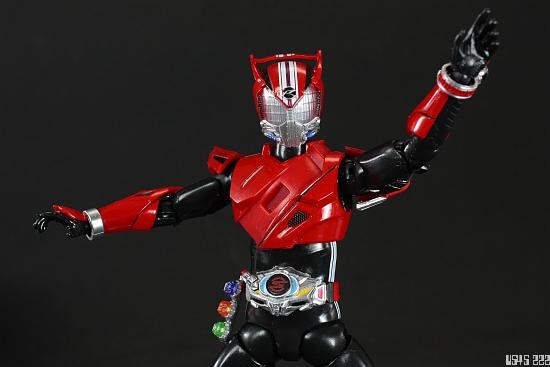 [Review] S.H. Figuarts Kamen Rider Drive type SPEED DK0CSq