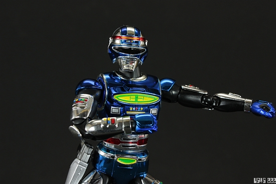 [Review] S.H. Figuarts Shaider BNEwMC