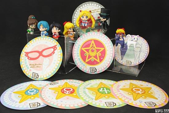 [Review] Ochatomo Series Pretty Guardian Sailor Moon Moon Prism Cafe Dda3hG