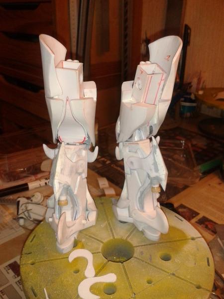 Full Scratch Robot de combat de type Gundam ....... up du 08/01/15... T9VEZj