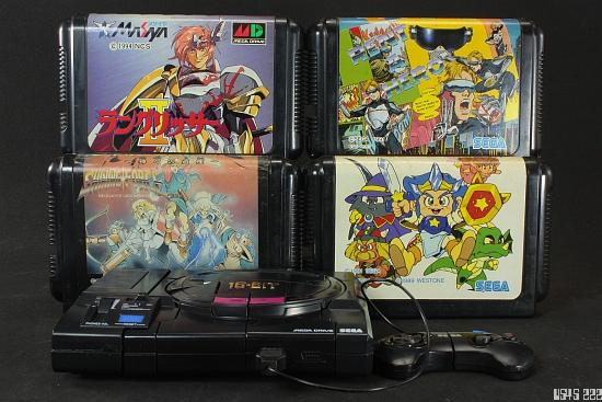 [Review] Mega Drive Megatron NTc10W