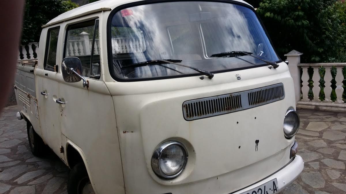 Venta furgo T2 doble cabina YnwpoB