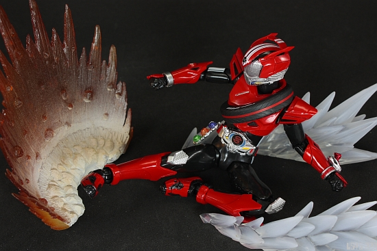 [Review] S.H. Figuarts Kamen Rider Drive type SPEED Vca2jR