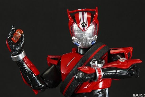 [Review] S.H. Figuarts Kamen Rider Drive type SPEED LS2WOs