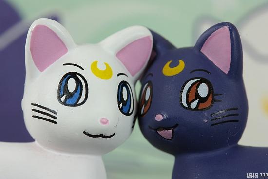 [Review] Ochatomo Series Pretty Guardian Sailor Moon Moon Prism Cafe 93TsJC