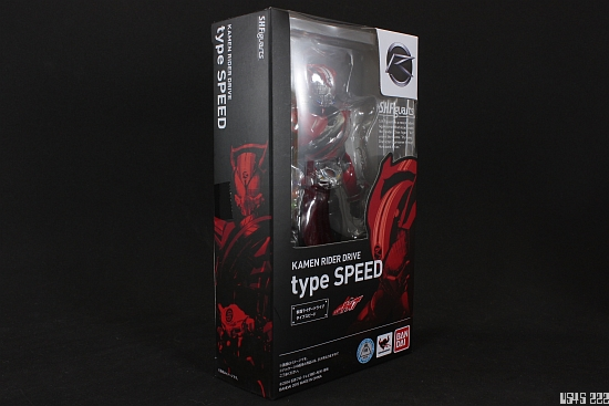 [Review] S.H. Figuarts Kamen Rider Drive type SPEED NtEKRl
