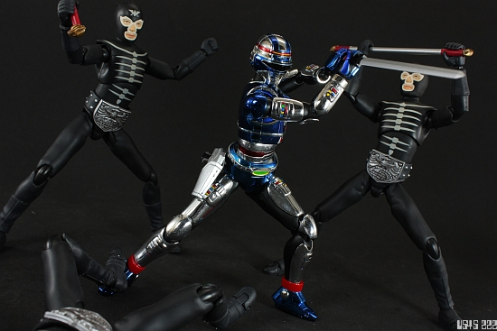 [Review] S.H. Figuarts Shaider HYMzk2