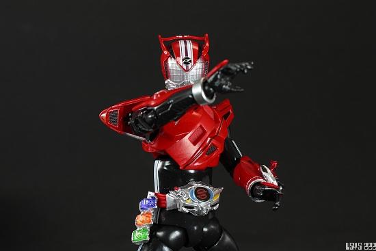 [Review] S.H. Figuarts Kamen Rider Drive type SPEED HOTfdg