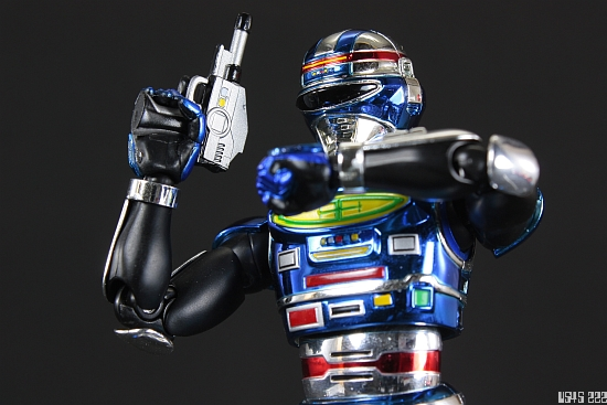 [Review] S.H. Figuarts Shaider VGw55z