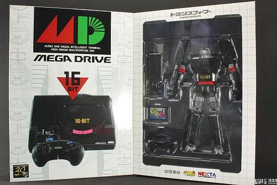 [Review] Mega Drive Megatron XAkj4S