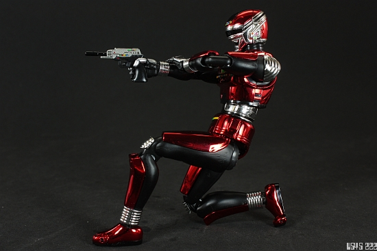 [Review] S.H. Figuarts Space Sheriff Sharivan I2O8h6