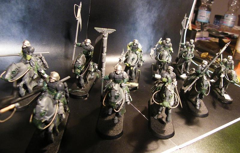 Cavalleggeri di Armagheddon 1527bd